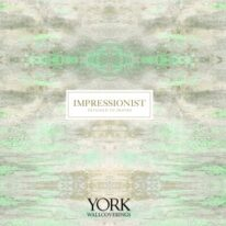 Шпалери York Impressionist - фото