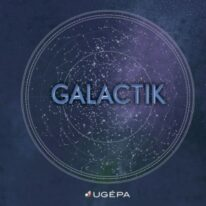 Шпалери Ugepa Galactik - фото