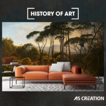 Шпалери AS Creation History of Art - фото