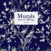 Шпалери York Murals ResoUrce Library - фото