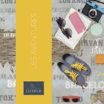 Шпалери Lutece каталог Les Aventures 2