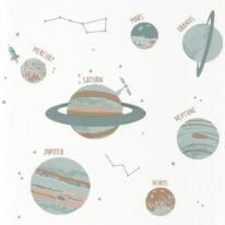Шпалери Caselio Our Planet 101907102 - фото
