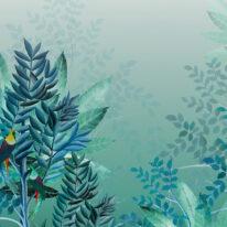 Шпалери Khroma Wall Designs II DGTRI1021 - 1022 - фото