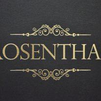 Обои KT Exclusive каталог Rosenthal