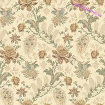 Обои Wallquest French Tapestry TS70202 - фото