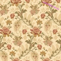 Обои Wallquest French Tapestry TS70211 - фото