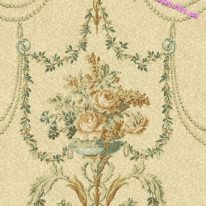 Обои Wallquest French Tapestry TS70405 - фото
