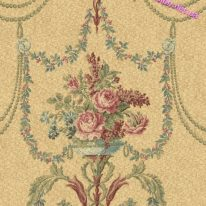 Обои Wallquest French Tapestry TS70411 - фото