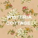 обои Wallquest коллекции Wisteria Cottage