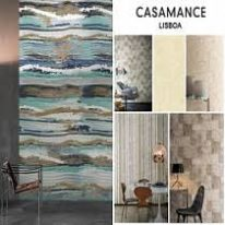 Обои Casamance Lisboa - фото