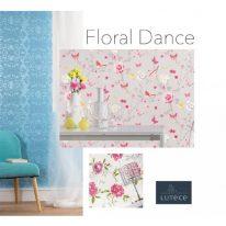 Обои Lutece Floral Dance - фото