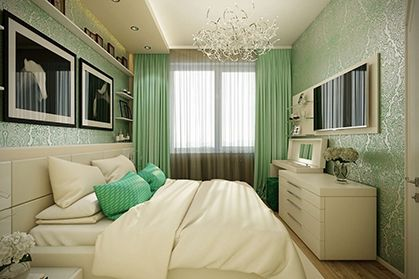 обои меленькая комната