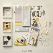 Обои Casadeco My Little World - фото