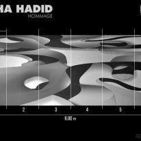 Обои Marburg Zaha Hadid Hommage 46303 - фото
