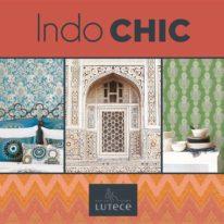 Обои Galerie каталог Indo Chic
