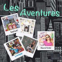 Обои Lutece Les Aventures - фото
