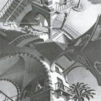 Обои Sirpi M.C. Escher 23182 - фото