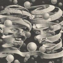 Обои Sirpi M.C. Escher 23186 - фото