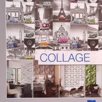 Обои PS International каталог Collage