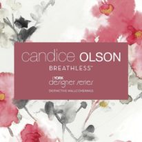 Обои York Candice Olson Breathless - фото
