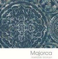 Обои Seabrook каталог Majorca