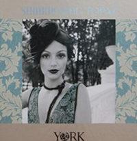 Обои York Shimmering Topaz - фото