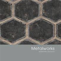 Обои Seabrook каталог Metalworks