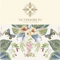 Обои York каталог Outdoors In