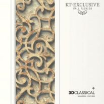 Обои KT Exclusive 3D Classical - фото