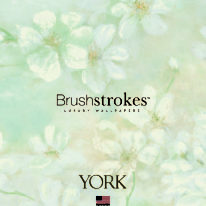 Обои York Brushstrokes - фото