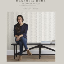 Обои York каталог Magnolia Home Artful Prints + Patterns