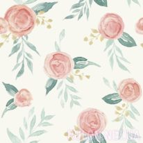 Обои York Magnolia Home Artful Prints + Patterns MK1126 - фото