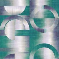 Обои Khroma Prisma DGPRI1012LeonardoTeal - фото