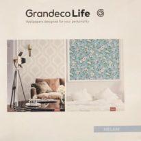Обои Grandeco каталог Melani Farelli