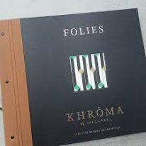 Обои Khroma каталог Folies