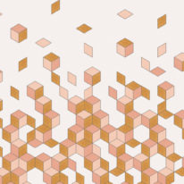 Обои BN International Cubiq 200450 - фото