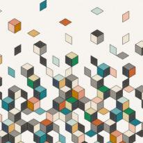 Обои BN International Cubiq 200451 - фото