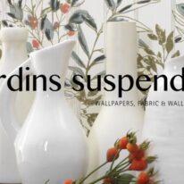 Обои Casadeco каталог Jardins Suspendus