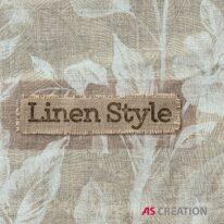 Обои AS Creation Linen Style - фото