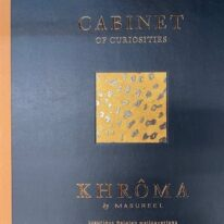 Обои Khroma каталог Cabinet Of Curiosities