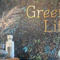 Обои Caselio Green Life - фото