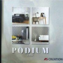 Обои AS Creation каталог Podium