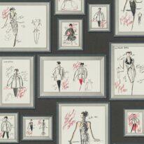 Обои AS Creation Karl Lagerfeld 37846-1 - фото