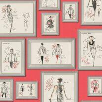 Обои AS Creation Karl Lagerfeld 37846-2 - фото