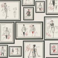 Обои AS Creation Karl Lagerfeld 37846-3 - фото