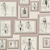Обои AS Creation Karl Lagerfeld 37846-4 - фото
