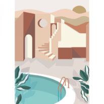Обои Caselio Labyrinth 102144044 - фото