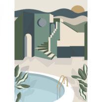 Обои Caselio Labyrinth 102146075 - фото